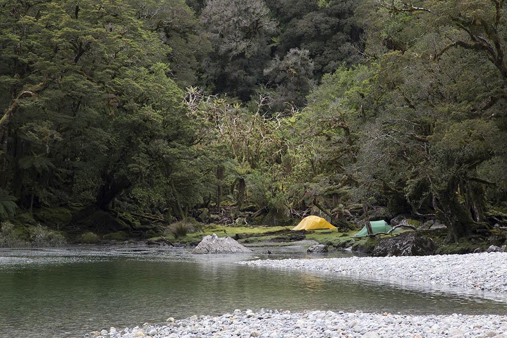 Falls camp